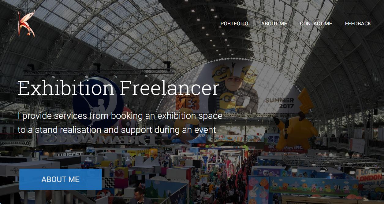 Exhibition Freelancer