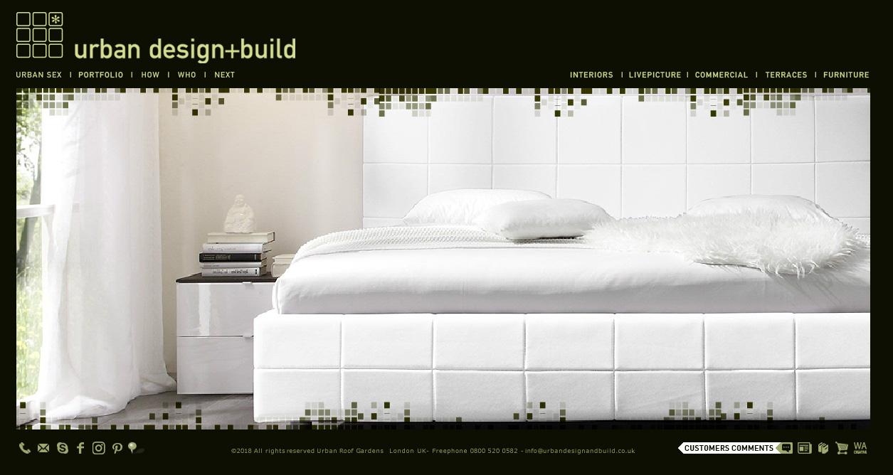 URBAN DESIGN AND BUILD
