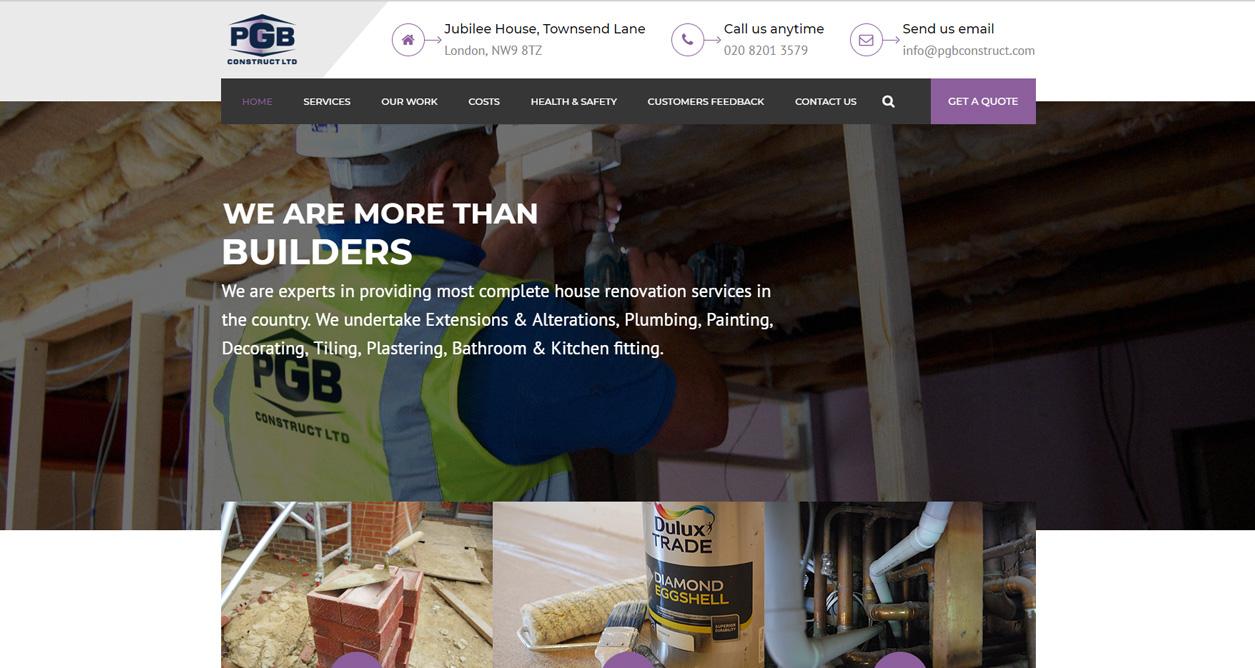PGB Construct Ltd